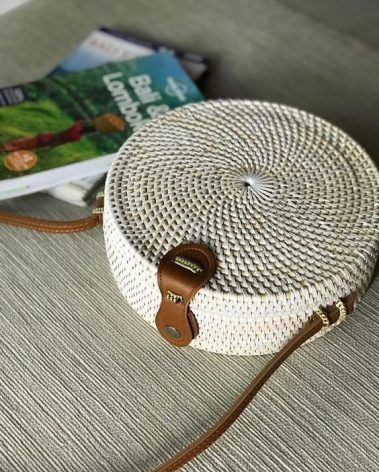 My Bali Bag White